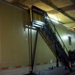 foldaway stairs